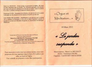 18 mars 2012